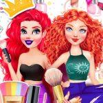 Princesses Makeup Mania