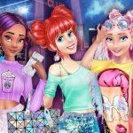 Princesses on Ibiza