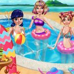 Princesses Summer Vacation Trend