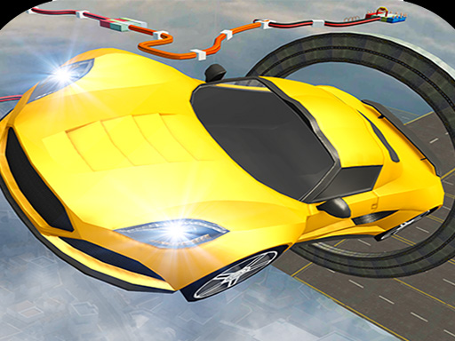 Ramp Car Stunts Racing Impossible Tracks 3D