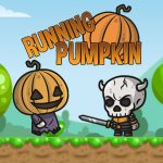 Running Pumpkin