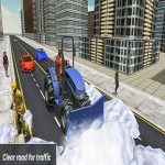Russia Extreeme Grand Snow Clean Road Simulator 19
