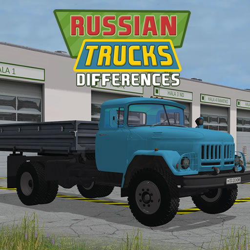 Russian Trucks Differences