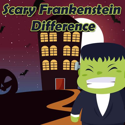 Scary Frankenstein Difference