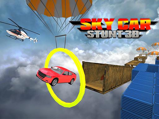Sky Car Stunt 3D