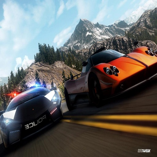 Speedy Way Car Racing Game