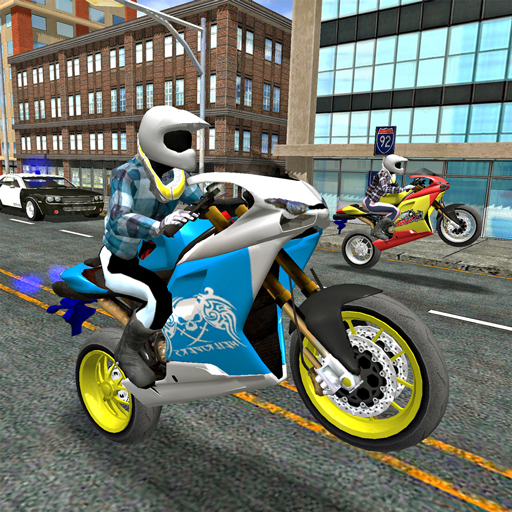 Sports Bike Simulator 3D 2018