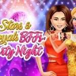 Stars & Royals BFF Party Night