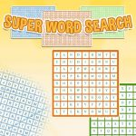 Super Word Search