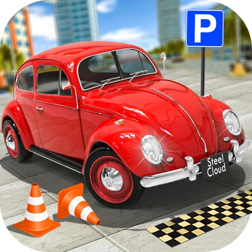 SUV Classic Car Parking Real Driving