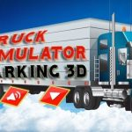 Truck Simulator Parking 3D