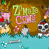 Zombie Cows