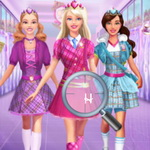 Barbie School Uniform Secret